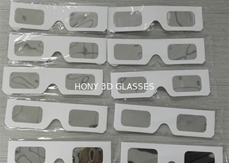 Cina Custom Paper Safe Solar Eclipse Glasses For Education School , Off Set Printing pemasok