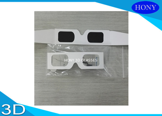 Cina Anti Scratch Solar Filters Solar Eclipse Glasses , 100 Protect Eyes glasses for solar eclipse Distributor