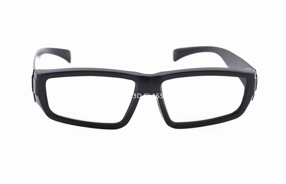 Cina Black Linear Polarized 3D Glasses Home Theater with light weight Distributor