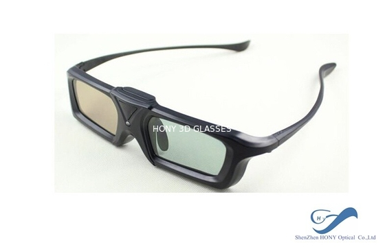 Cina Fresh Rate 120HZ DLP Link 3D Glasses with Active Shutter Powered Distributor