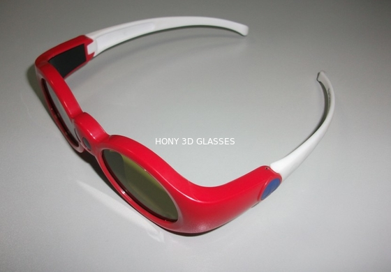 Cina Red Anaglyph Xpand 3D Shutter Glasses Eyewear For Children At Home Distributor