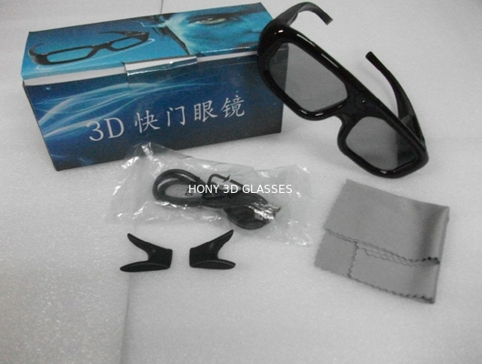 Cina Samsung Active Shutter 3D TV Glasses Plastic Eyewear For Home Theater Distributor