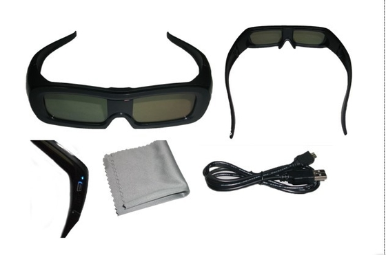 Cina Polarized Effect Universal Active Shutter 3D  Glasses Bluetooth 120Hz Distributor